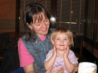2009-10-20 Melissa's Birthday