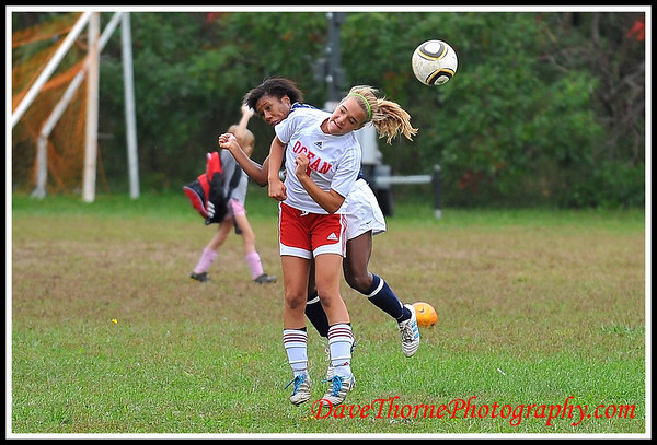 Soccer - Ocean Girls Varsity vs Freehold Boro Oct 2011