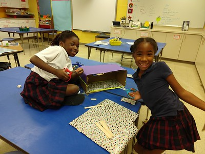 2nd Grade and 1-2F - Maker Time