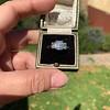 2.50ctw Emerald Cut Diamond 3-stone Ring, GIA E VS1 25