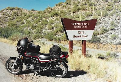 AZ- Gonzales Pass