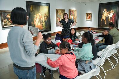 Art Outreach Baroque Exhibit