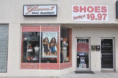 Glam One 'Glamours Girls' Fashion & Shoe Boutique Sept 27, 2014
