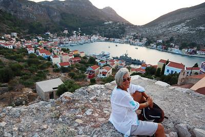 Kastelorizo and sail back to Cyprus (2019)
