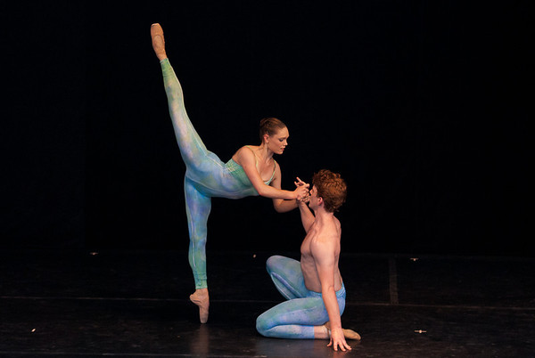 Le Jeune Ballet National Debut