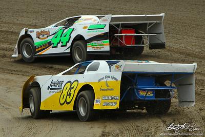 Grandview Speedway July 13, 2013