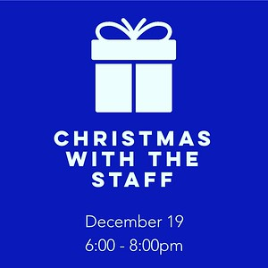 Christmas with the Staff 2018