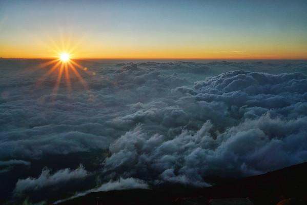 Climbing Mount Fuji and Traversing Tokyo - 2016