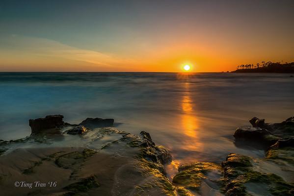 Sunset Laguna Beach 3-2016