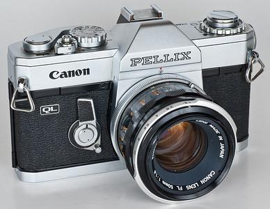 Canon Pellix QL - 1966