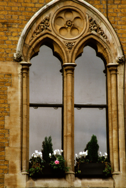 Window from Days of Yore