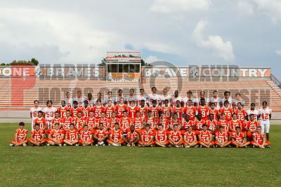 Varsity Football - 2014