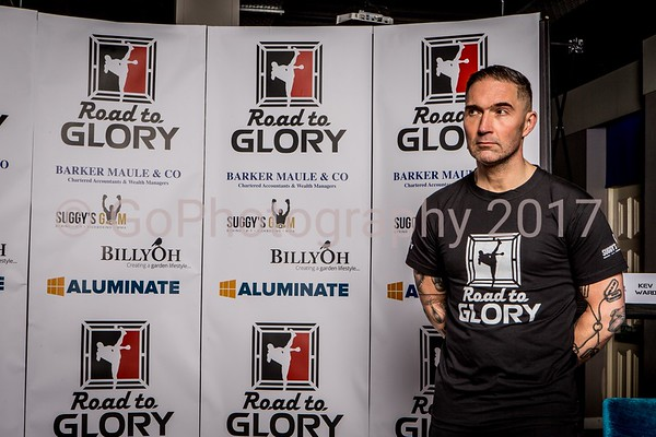 Road to Glory Weigh-in