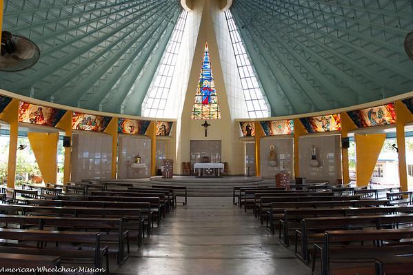 Naga City: Tour of Holy Rosary Major Seminary