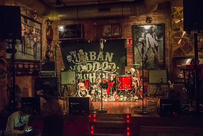 TUVM Zaragoza Rock & Blues Cafe