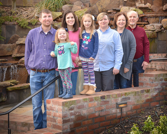 McElroy Family 2018
