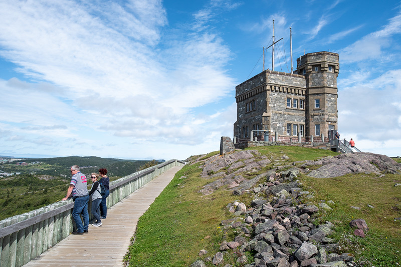Signal Hill National Historic Site, St. Johns