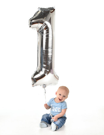 2018 March - Jace's First Birthday Photo Shoot