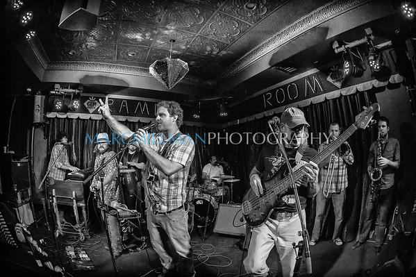 Honey Island Swamp Band @ Little Gem Saloon (Wed 4/30/14)