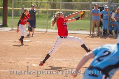 Softball SHS vs SHHS 4-30-2013