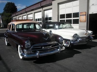1954 Chrysler New Yorker - Interior Restoration