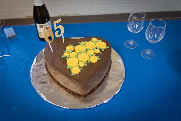 Cletis Janice 65 Anniversary