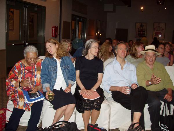 Poetry Workshop 2001
