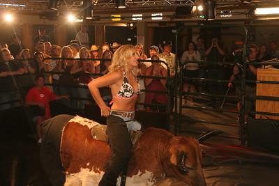 Bikini Bull Riding Comp. -Montana West- Aug 30, 2007