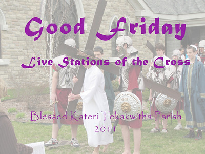 Live Stations of the Cross 2011