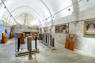 Europe, France, Provence, Avignon,  Musee, Petit Palais