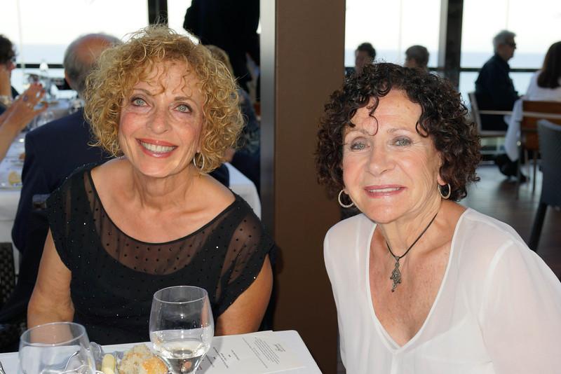 Marilyn Fiedler and Marlene Rimland