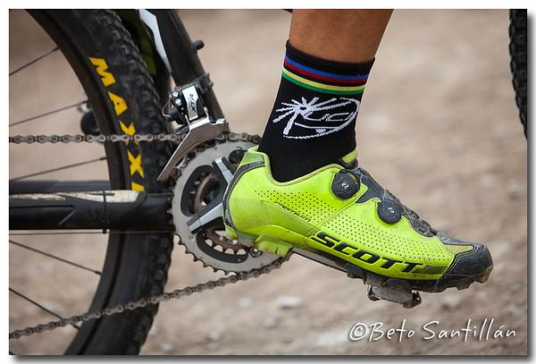 Campeonanto Anual de Ciclismo de Montaña 2014