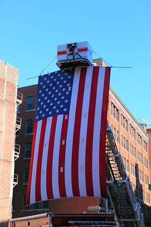Boston Sparks Assoc. A-10 Dedication