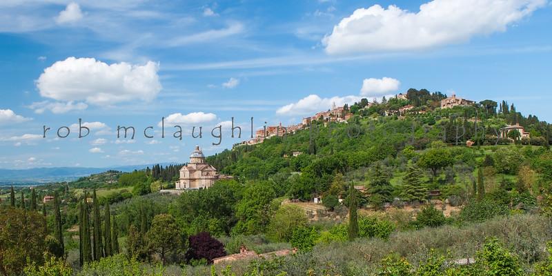 Madonna di San Biagio , Montepulchiano , Tuscany
