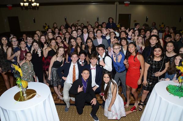 CMS 8th Grade Dance Feb 14, 2019