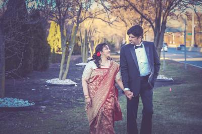 Happy 25th Anniversary Subhasish and Nandani