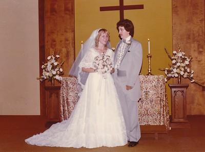 1981 Peg & Scott's Wedding