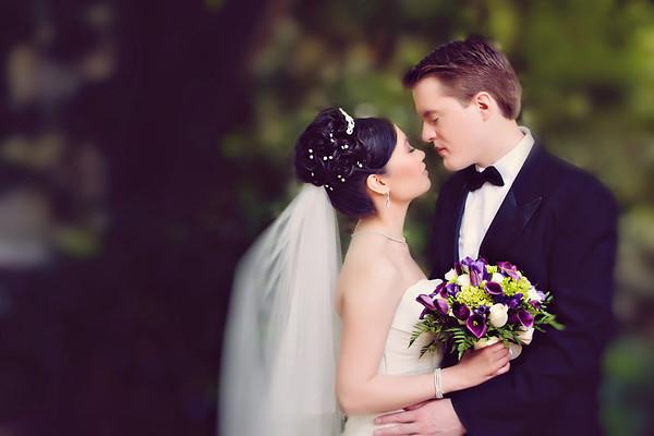 Eric and Jenny's Palo Alto Wedding