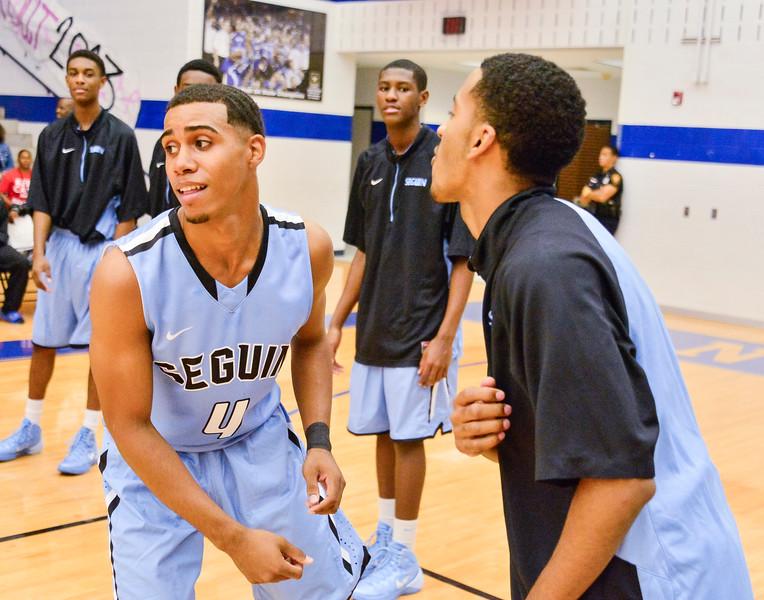 Basketball Varsity vs  Mansfield Seguin 11-11-13-18