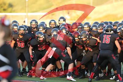 SCHS Varsity Football 2016
