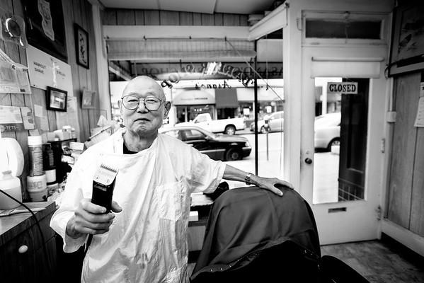 Asano's Barbershop