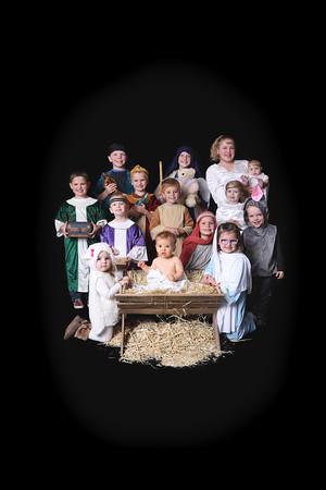 Hales Cousin Family Nativity {2018}
