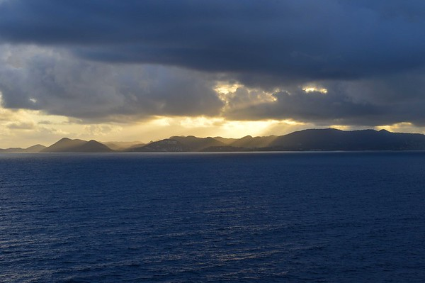 Caribbean Island of St Lucia