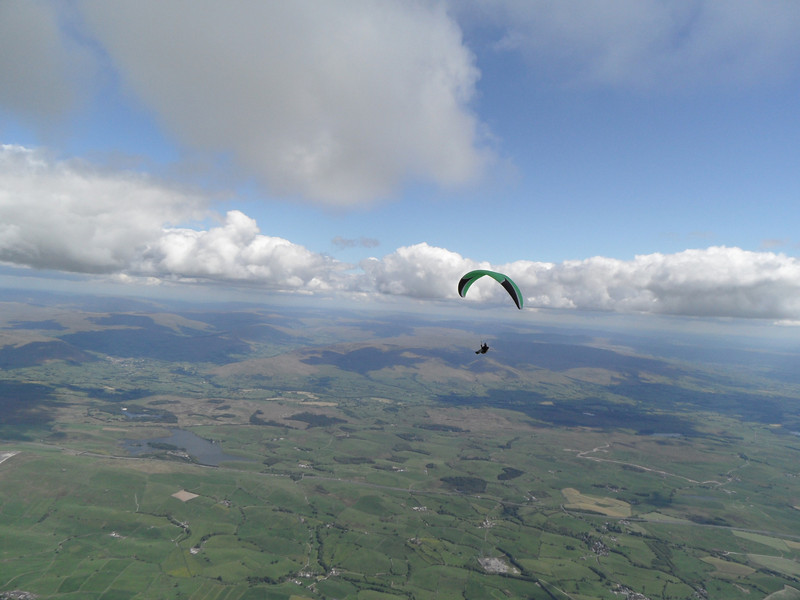 Looking east ..... towards Killington and the Dales.