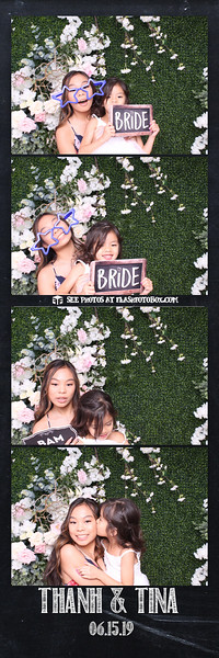 Thanh & Tina Wedding - June 15, 2019