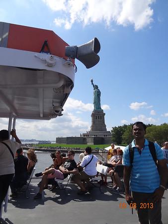 NYC Holiday - Sunday - 2013-09-08