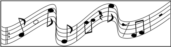 (B24) Music Notes