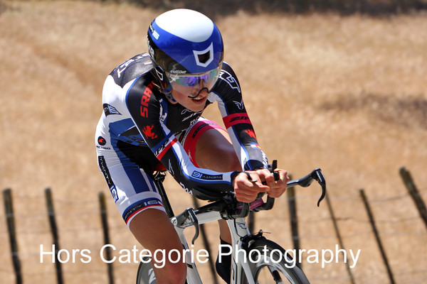 2013 Women's Pro Invitational Time Trial at San Jose