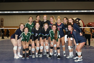 2018 Volleyball All-Star Matches