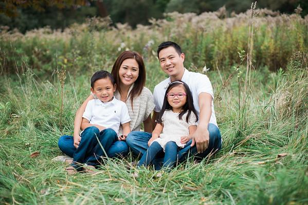 Wen Family Session
